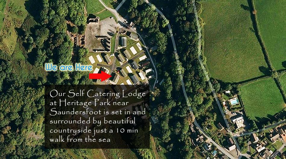 Lodge 18 Heritage Park Saundersfoot